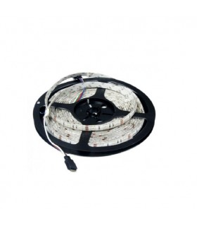 ROLLO TIRA LED 5 MTS. 14.4W / MTS 6000K IP65