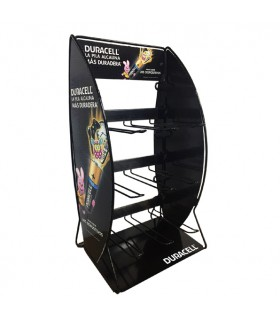 EXPOSITOR COUNTER 3 X 3 DURACELL