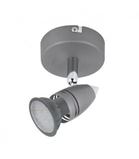 FOCO LED MIAMI 1L. GRIS