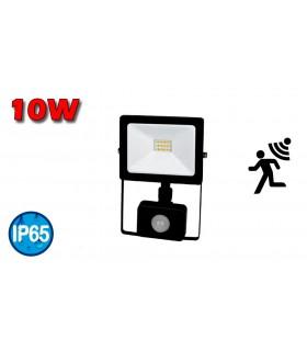 PROYECTOR LED 10W + SENSOR