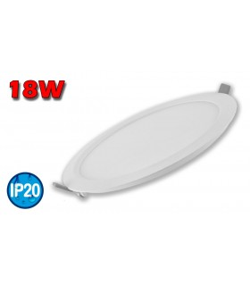 DOWNLIGHT LED EMPOTRAR 18W 4000K OSRAM