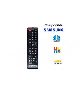 MANDO TV COMPATIBLE PARA SAMSUNG MINI