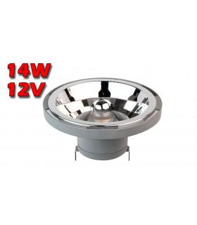 LÁMPARA LED AR-111 G53 12V 14W 4000K