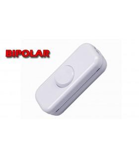 INTERRUPTOR PASO BIPOLAR BLANCO. KOPP