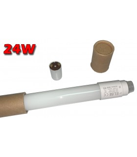 TUBO LED 24W 150 CM. 6000K CRISTAL