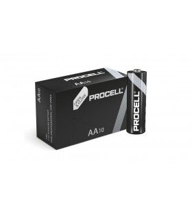 PACK 10 UND. PILA AA PROCELL LR-06 INDUSTRIAL