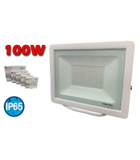 PROYECTOR MULTILED BLANCO 100W 6500K