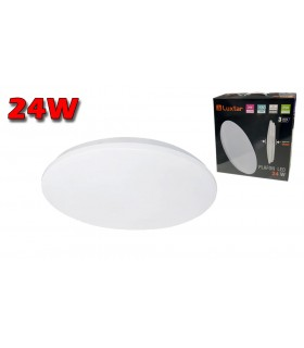 PLAFÓN LED SLIM 24W 6500K BLANCO