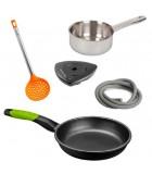 Menaje, cocina y repuestos